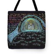 Jonah Prayer Four Tote Bag