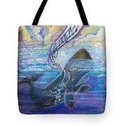 Jonah's Turning Point Tote Bag