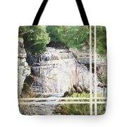 Jones Falls Tote Bag