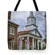 Jonesboro Methodist Church Tote Bag