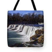 Joplin Grand Falls Overview Tote Bag