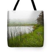 Jordan Pond In Acadia National Park Tote Bag