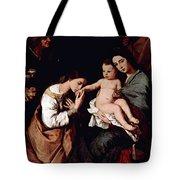 Jos De Ribera Tote Bag