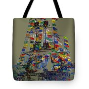 Jose Gaspar Ship Vertical Work Tote Bag