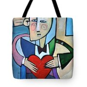 Joseph Came A Courtin Tote Bag