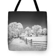 Joseph Poffenberger Farm 8d00231 Tote Bag