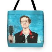 Josh Aldridge Tote Bag