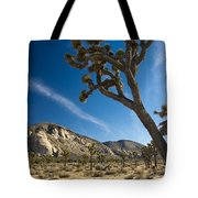Joshua Tree Afternoon Tote Bag
