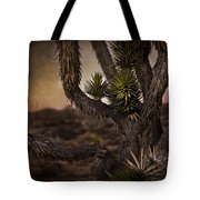 Joshua Tree In Mojave National Preserve Tote Bag