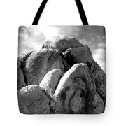 Joshua Tree Rocks Joshua Tree Tote Bag