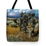 Joshuas And Sage Tote Bag