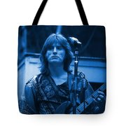 Journey #2 Enhanced In Blue Tote Bag