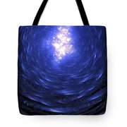 Journey Back To The Surface Tote Bag
