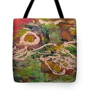 Journey Forth Tote Bag