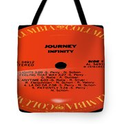 Journey - Infinity Side 1 Tote Bag