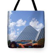 Journey Into Imagination With Figment Tote Bag