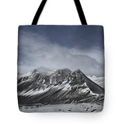 Journey Into The Realms Above Tote Bag