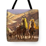 Journey Of The Magi Tote Bag