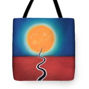 Journey Of Transformation Tote Bag