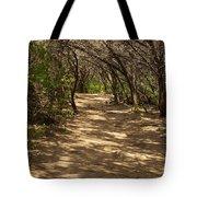 Journey Through The Cedars Tote Bag