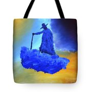 Journeyman Tote Bag
