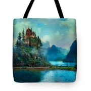 Journeys End Tote Bag by Aimee Stewart