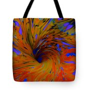 Journeys Path Of Color Tote Bag