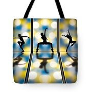 Joy Of Movement Tote Bag