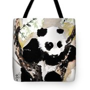 Joyful Innocence Tote Bag