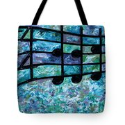 Joyful - Ocean Tote Bag