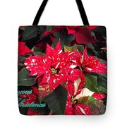 Joyous Christmas Tote Bag