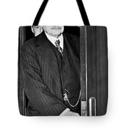 J.p. Morgan At S.e.c. Tote Bag by Underwood Archives