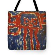 J's Interpretation Tote Bag