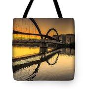 Jubia Bridge Naron Galicia Spain Tote Bag