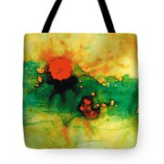 Jubilee - Abstract Art By Sharon Cummings Tote Bag