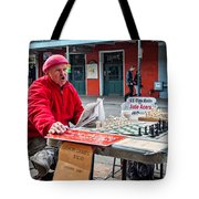 Jude The Master Tote Bag