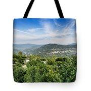 Judean Foothills Landscape Tote Bag