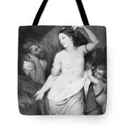Judgement Of Paris Tote Bag
