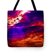 Judgment Day Tote Bag