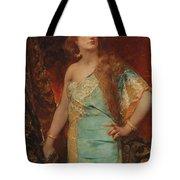 Judith Tote Bag by Jean Joseph Benjamin Constant