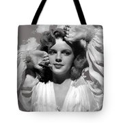 Judy Garland Mgm Publicity Photo Presenting Lily Mars Clarence Sinclair Bull Photo 1943-2014 Tote Bag