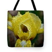 Juicy Lemon Petals Tote Bag
