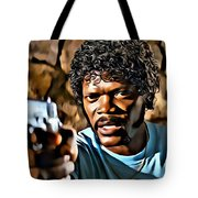 Jules Winnfield Tote Bag