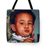 Julian Tote Bag by Kenneth Cobb