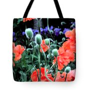 Julia's Garden II Tote Bag