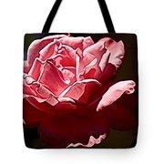 Julie Pinked Tote Bag