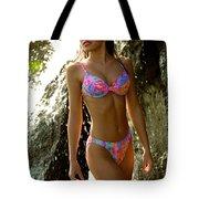 Julie Waterfall Tote Bag