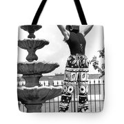 Julieartfountain Tote Bag