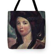 Juliette Drouet (1806-1883) Tote Bag