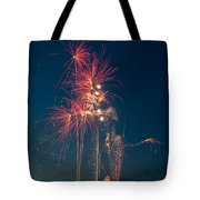 July 4th 2014 3 Tote Bag by Chad Rowe